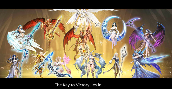 League of Angels III _Free to play LoA3 | GTarcade LoA3 ...